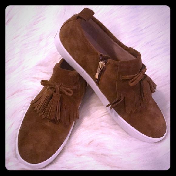 dd71a178785e kate spade Shoes - Kate Spade Lenna Tassel Sneakers Sz11